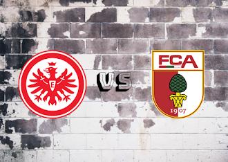 Eintracht Frankfurt vs Augsburg  Resumen y goles