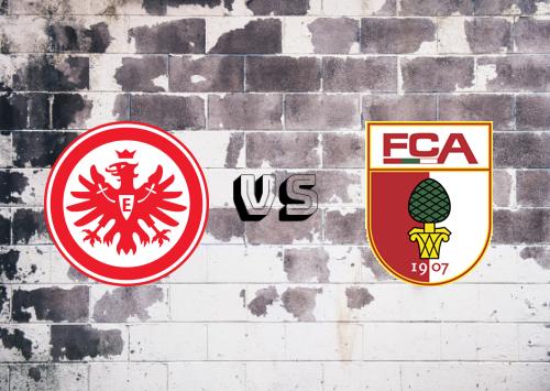Eintracht Frankfurt vs Augsburg  Resumen
