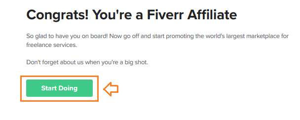 How To Sign Up For Fiverr Affiliate Program