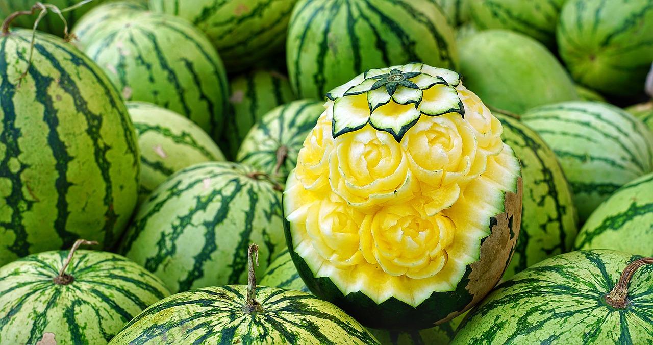 Manfaat Semangka kuning