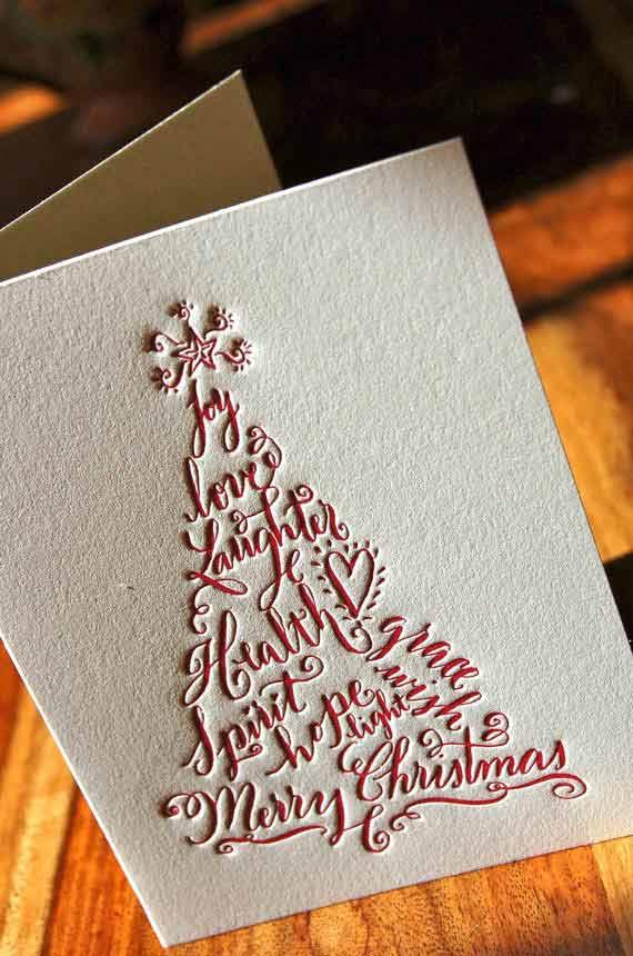 Unique Christmas Cards.40 Unique Christmas Card Designs Jayce O Yesta