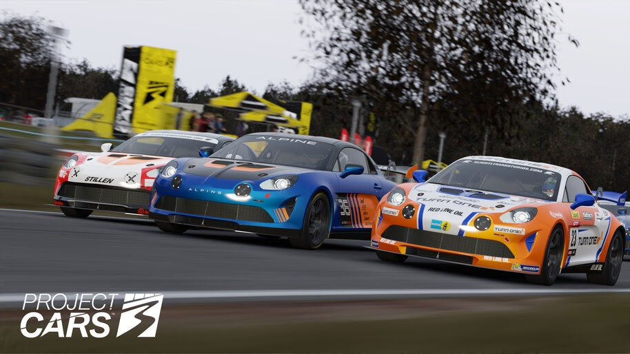 Project CARS 3, Race Track, Racing, 4K, #7.2423