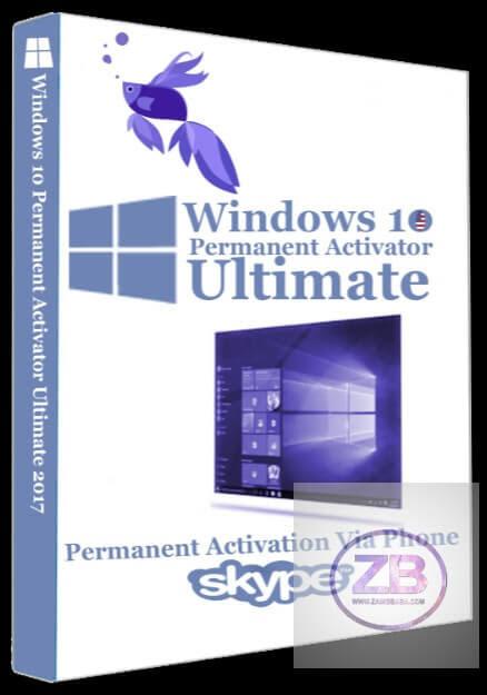 Windows 10 Permanent Activator Ultimate v2.5 Free Download
