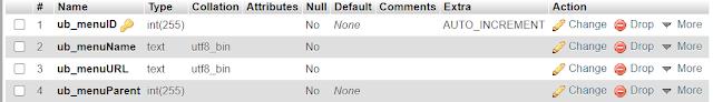 Database Satırlar