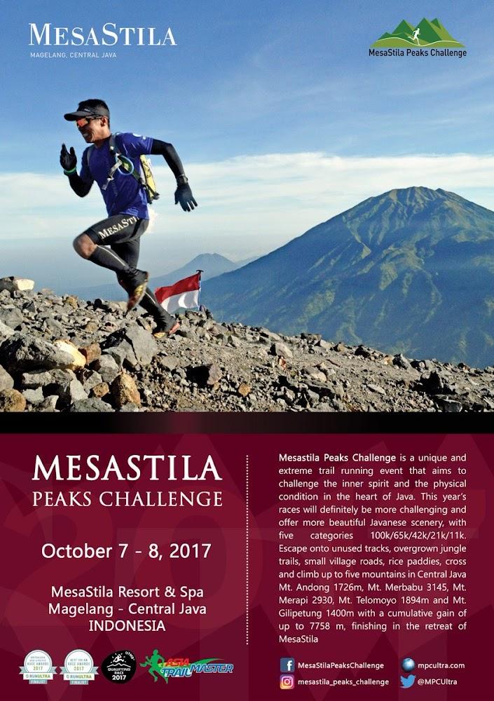 MesaStila Peaks Challenge • 2017