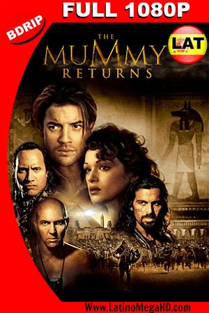 La Momia Regresa (2001) Latino FULL HD BDRIP 1080P ()