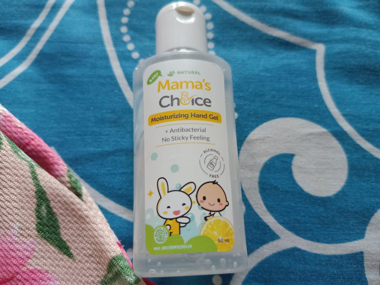 Hand gel Mama's Choice buat bayi