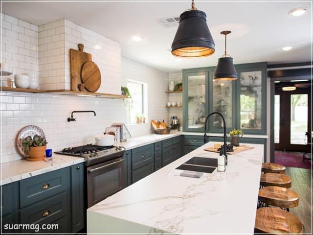 اسعار المطابخ الخشب 2020 14   Wood kitchen prices 2020 14