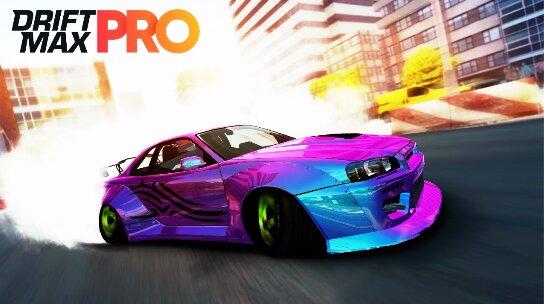 ملف apk+obb لعبة Drift Max Pro لعبة سباق سيارات للاندرويد