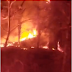 Βίντεο: Φωτιά σε περιοχή Όρμας - Λουτρακίου Αλμωπίας