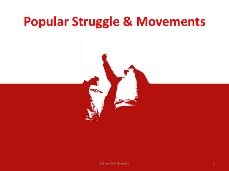 popular struggle and movement Ncert solutions for class 10th: ch 5 popular struggles and movements civics  social studies (sst) page no: 69 excercises 1 in what ways do pressure.