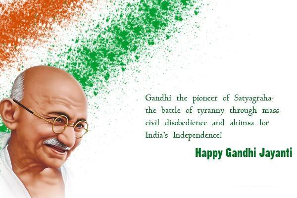 Gandhi Jayanti Pictures