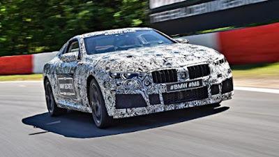 BMW M8 2018: PRIX, FICHE DE DONNÉES ET PHOTOS