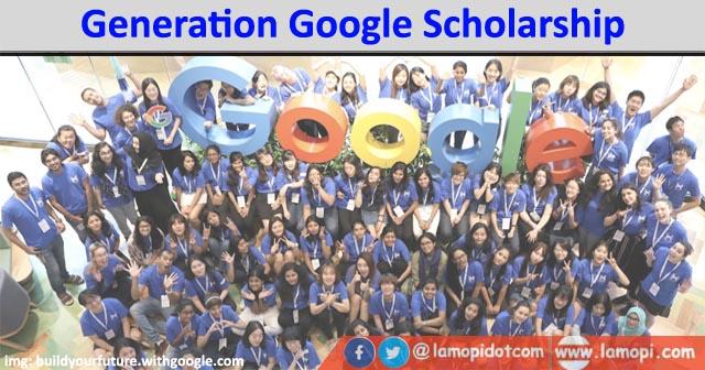 Beasiswa Google 2021