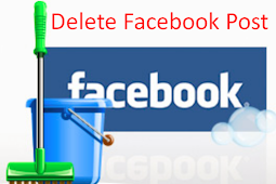 Delete Post On Facebook 2019