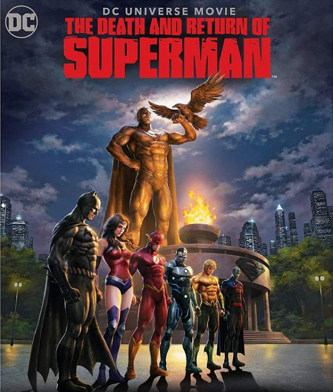 Movie: The Death and Return of Superman (2019)