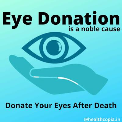 Eye donation