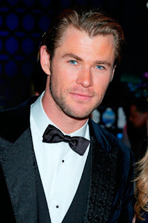 Hot Chris Hemsworth