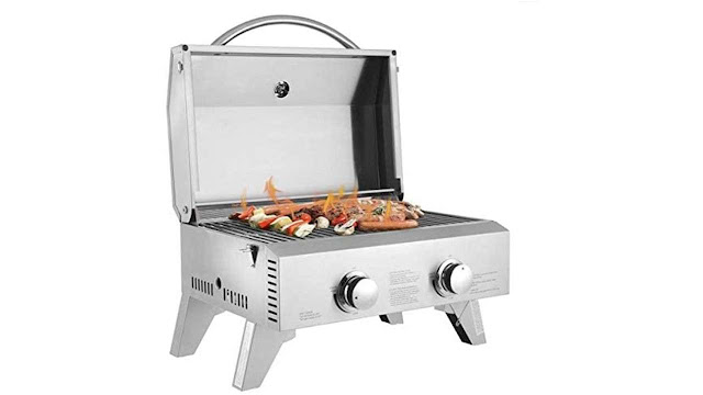 Coofel Tabletop Gas Grill