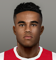 PES 6 Faces Justin Kluivert by Jerson Facemaker