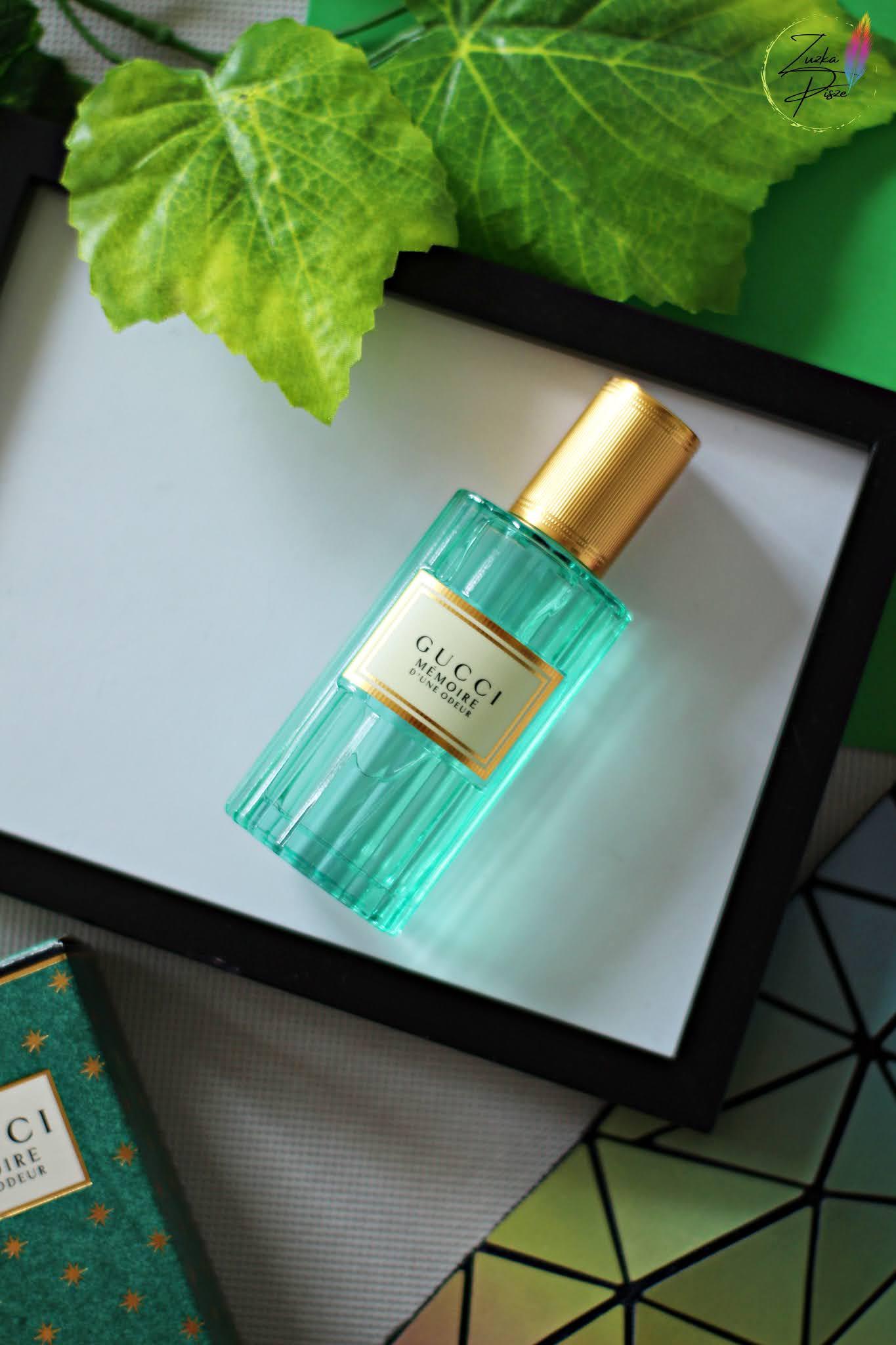 Gucci Mémoire d'Une Odeur - woda perfumowana unisex