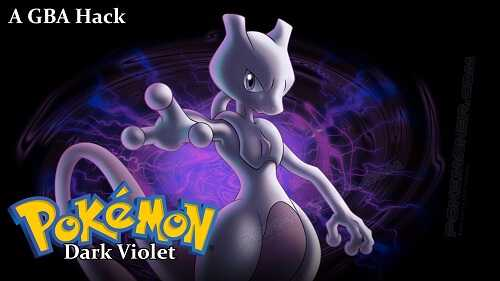 Pokemon Dark Violet