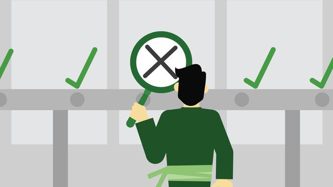 Fundamentos de Six Sigma: Green Belt (LinkedIn Learning)