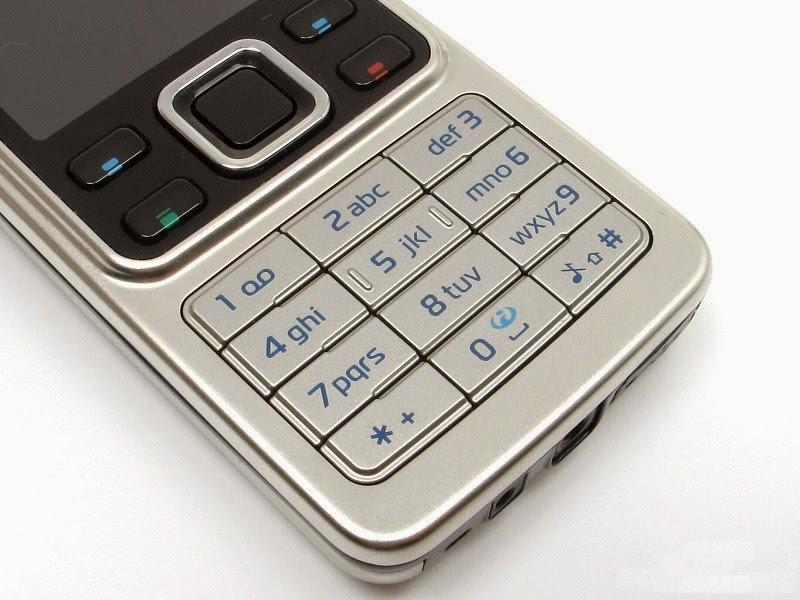 Phím Nokia 6300