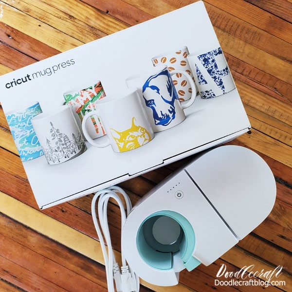 The Infusible Ink Transfers smoothly onto the surface with a bright and vivid colors. The mug is dishwasher and microwave safe, so it makes the perfect gift!