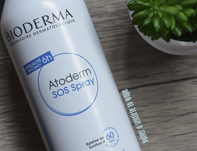 Atoderm SOS Spray de Bioderma