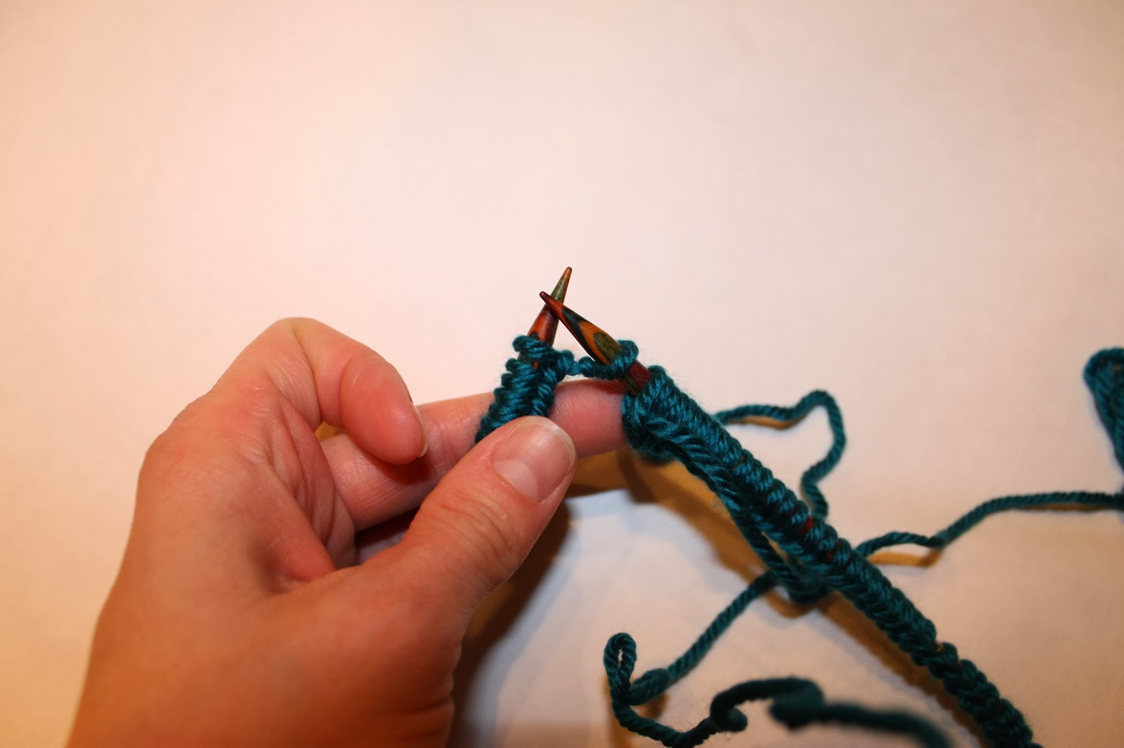 Best Way Join Yarn Knitting Stay Home Stitchings The Best Way To Join Your Circular
