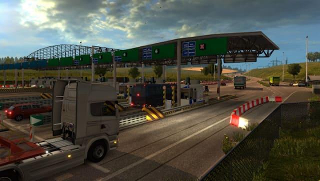 يورو تراك سيميولايتر (بالإنجليزية: Euro Truck Simulator) (تعرف أيضاً بإسم بيغ ريغ يورب (بالإنجليزية: Big Rig Europe) في أمريكا الشمالية) هي لعبة فيديو شاحنات تم إنتاجها في سنة 2008، وقد تم تطويرها من قبل شركة إس سي إس سوفتوير التشيكية لنظام مايكروسوفت ويندوز، يستطيع اللاعب في هذه اللعبة التجول في أوروبا والعمل بشاحنته. حققت هذه اللعبة نجاح كبير في أوروبا حيث تم بيع أكثر من 300 ألف نسخة منها، وقد تم إطلاق لعبة يورو ترك سيميولايتر 2 في سنة 2013. يستطيع اللاعب التجول بين مدن النمسا وبلجيكا وجمهورية التشيك وفرنسا وألمانيا وإيطاليا وهولندا وبولندا والبرتغال وإسبانيا وسويسرا والمملكة المتحدة، يستطيع اللاعب البدأ من أي دولة يريدها إلا أنه لا تظهر إلا 3 مدن من كل دولة، أما إذا إختار بلدان أكثر لتظهر في اللعبة فستظهر اللعبة في إيطاليا أو سويسرا. يستطيع اللاعب شراء الشاحنة ألتي يريدها ويكون سعرها في اللعبة ب100 ألف يورو. بعدها يستطيع اللاعب القيام بالمهمات حيث تأتيه عروض من عدة شركات ليختار أحدها ويتم إعطاء المال له نتيجة القيام بمهماته، الشاحنة أيضاً عليه أن ينفق المال عليها ويستطيع فيما بعد أيضاً تبديل شاحنته وشراء شاحنة أفضل وأيضاً يستطيع تحسينها مما سيجعله قادراً على فتح بلدان جديدة.