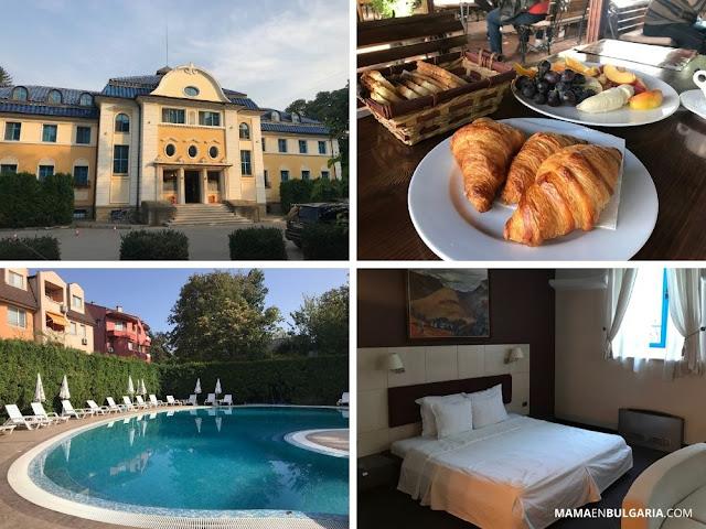 Hotel Anna Kristina vidin bulgaria