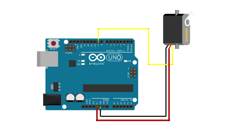 Controlling a Servo Motor with Arduino