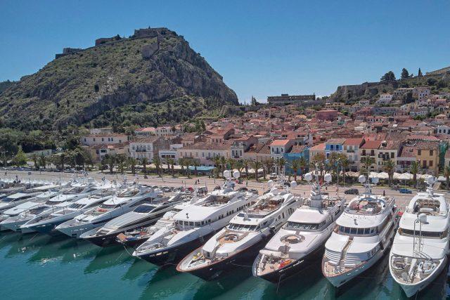 Το 7ο Mediterranean Yacht Show επιστρέφει στο Ναύπλιο τον Απρίλιο του 2021