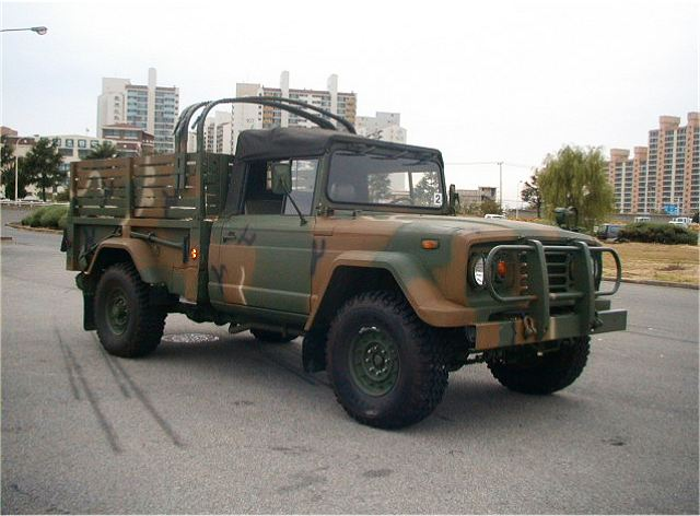 1 1/4-ton Truck, Troop Carrier Light (Horizon 2) Acquisition Project of the Armed Forces of the Philippines