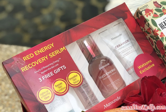 3 Steps to Healthy Pomegranate Rejuvenation Guide, Pomegranate, Rejuvenation Guide, Mamonde Red Energy Recovery Serum, Mamonde Malaysia, Mamonde, beauty