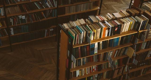 Sejukkan Kalbu Dengan Buku, Ayo Ke Perpustakaan!