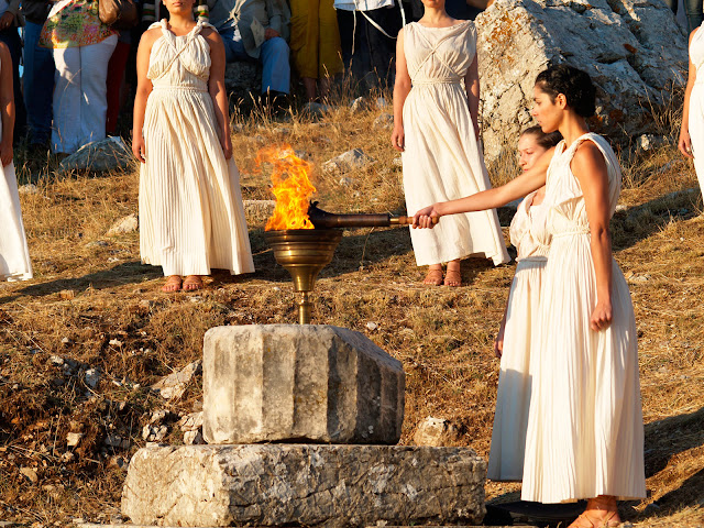 12η αναβίωση των αρχαίων Λυκαίων αγώνων