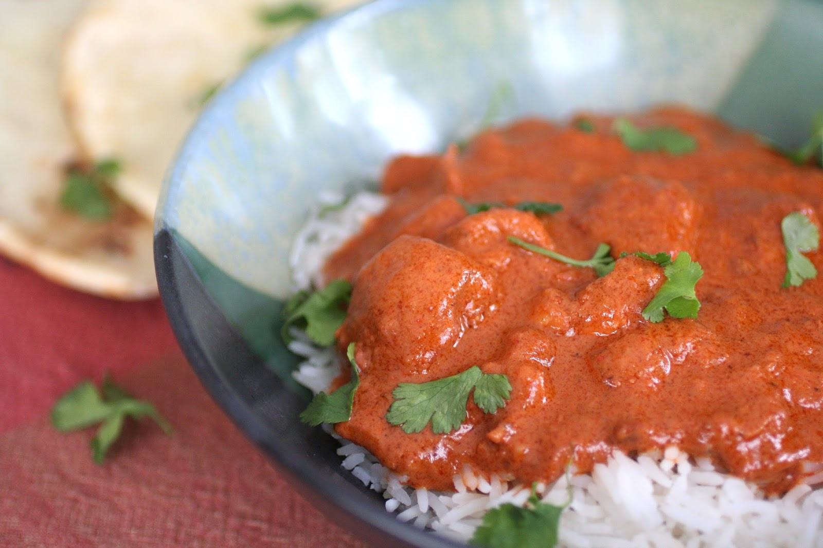Meal Planning 101 Slow Cooker Butter Chicken