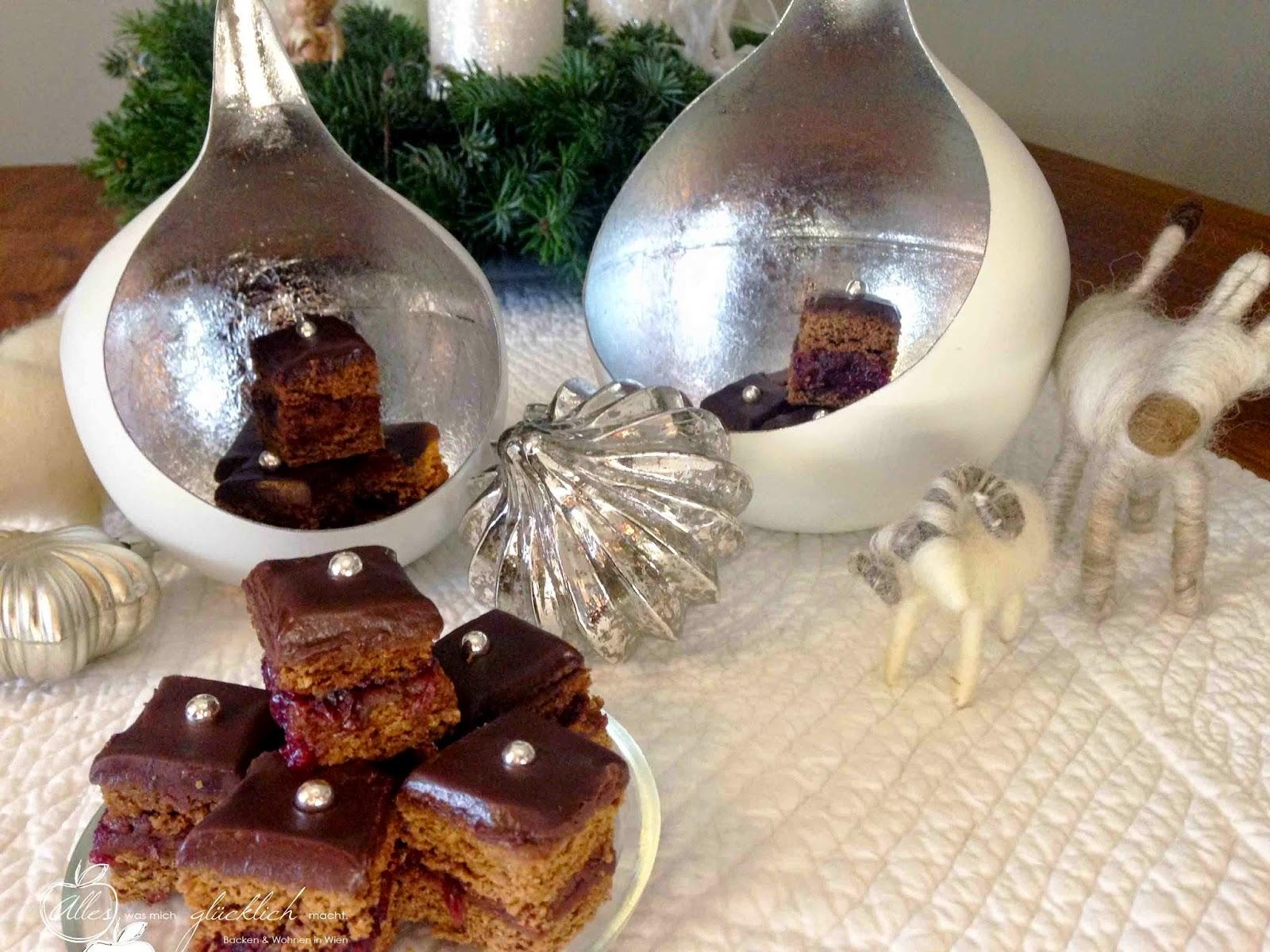 Der beste Lebkuchen der Welt - Gedeckter Lebkuchen!