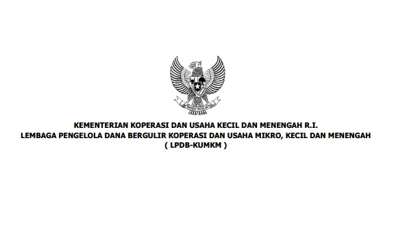 Pegawai LPDB Kementerian Koperasi dan Usaha Kecil dan Menengah Republik Indonesia Tahun Anggaran 2021