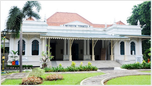 Museum Tekstil ;Destinasi Wisata Jakarta