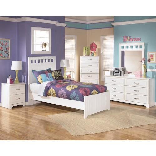 Lulu Twin Bedroom