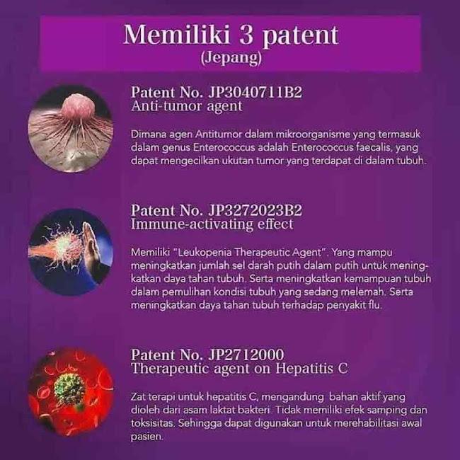 Agen Jual: SOP 100 Salmon Ovary Peptide, SOP 100 Asam Lambung, di Semarang