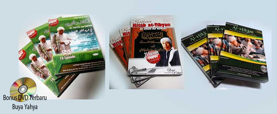 PAKET DVD KITAB LENGKAP