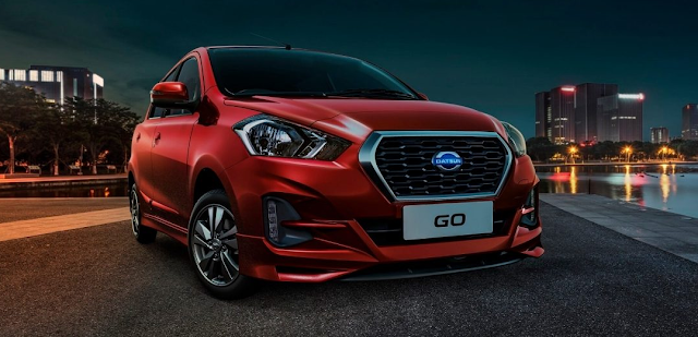 Spesifikasi dan Harga Datsun Go Terbaru