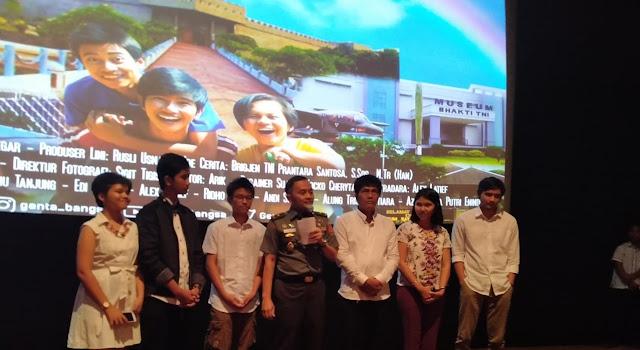 """Kapusjarah TNI Launching Film Genta """"Ayo Ke Museum"""""""