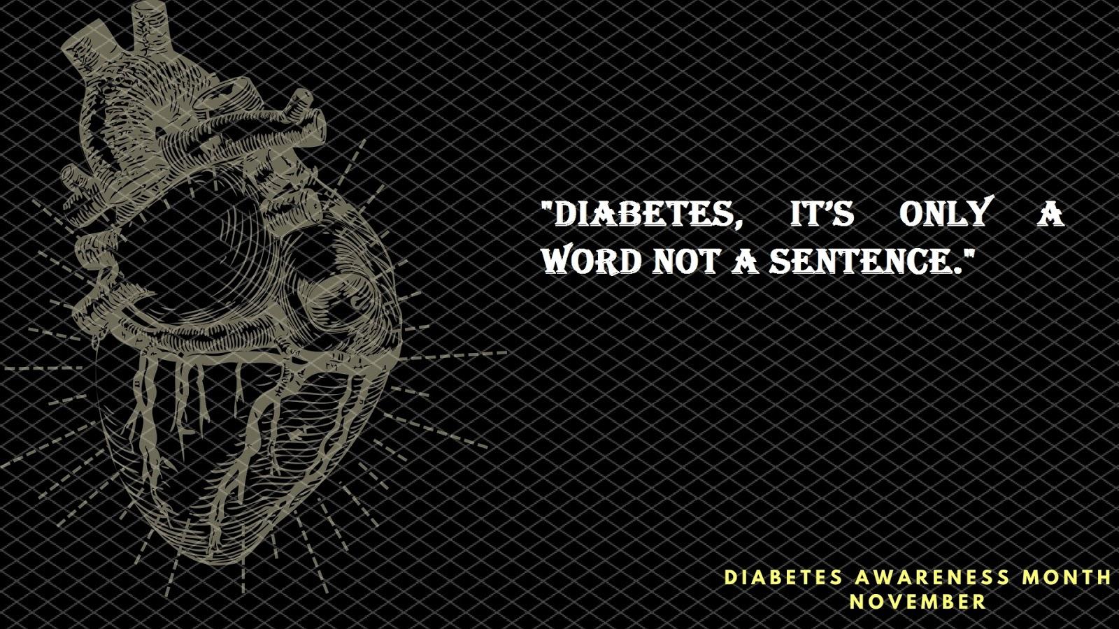 diabetes day quotes