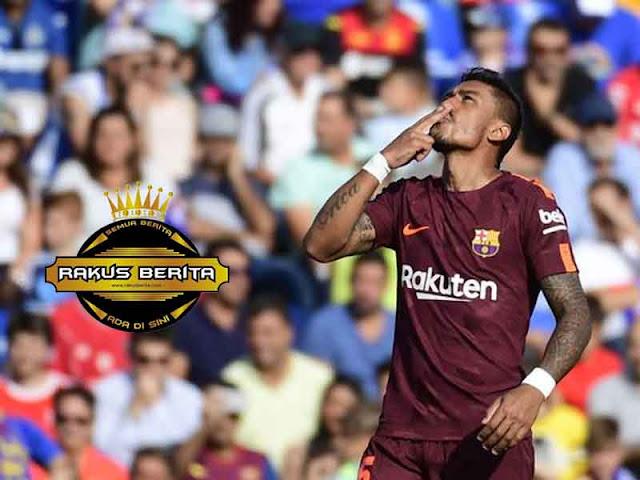 Valverde Bahas Gol Debut Paulinho Dan Cedera Dembele